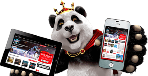 Royal-Panda-Mobile-Phone