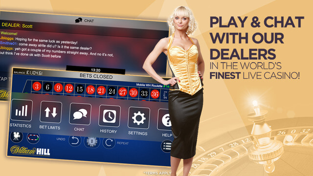 William Hill Live Casino General