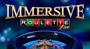 Immersive Roulete Live