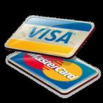 visa mastercard payment methods