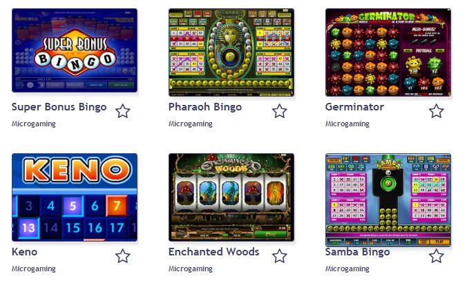 Live Bingo Games