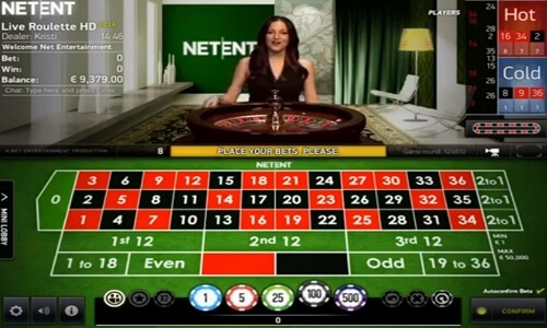 NetEnt-Live-Casino Betting Rules