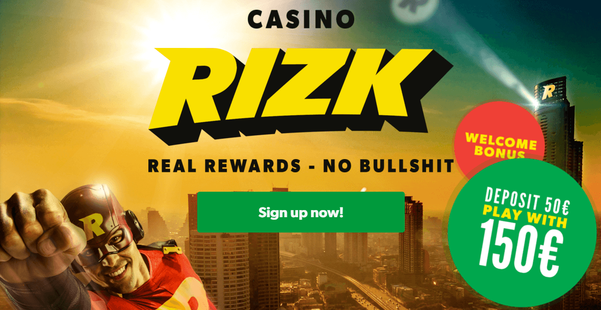 Rizk Online Casino Bonus Terms and Conditions - Rizk.com
