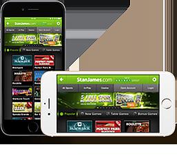 Stan James Mobile-casino