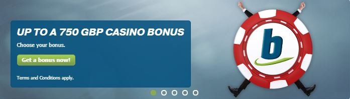 BetAtHome Welcome Bonus