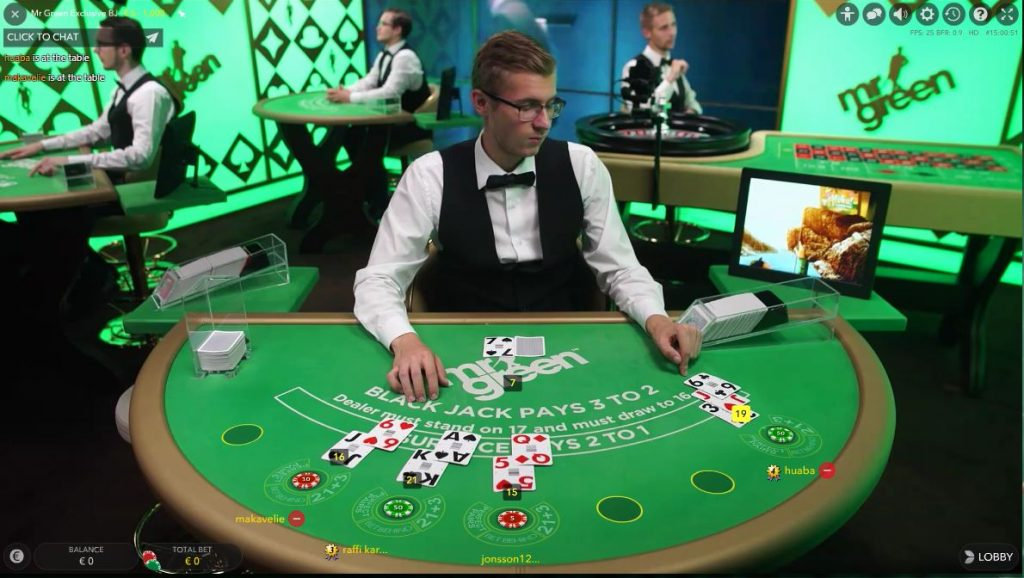 mr green casino phone number