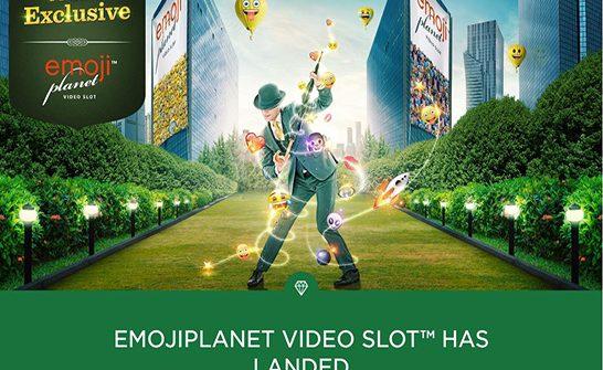 Mr Green Online Casino Emojiplanet