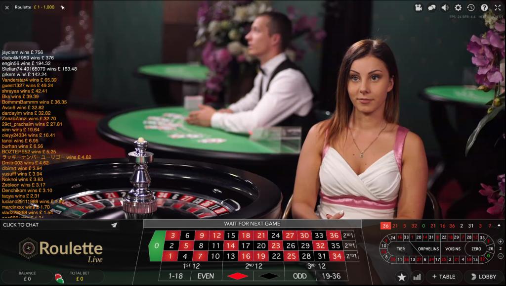 NetBet Live Casino Dealers