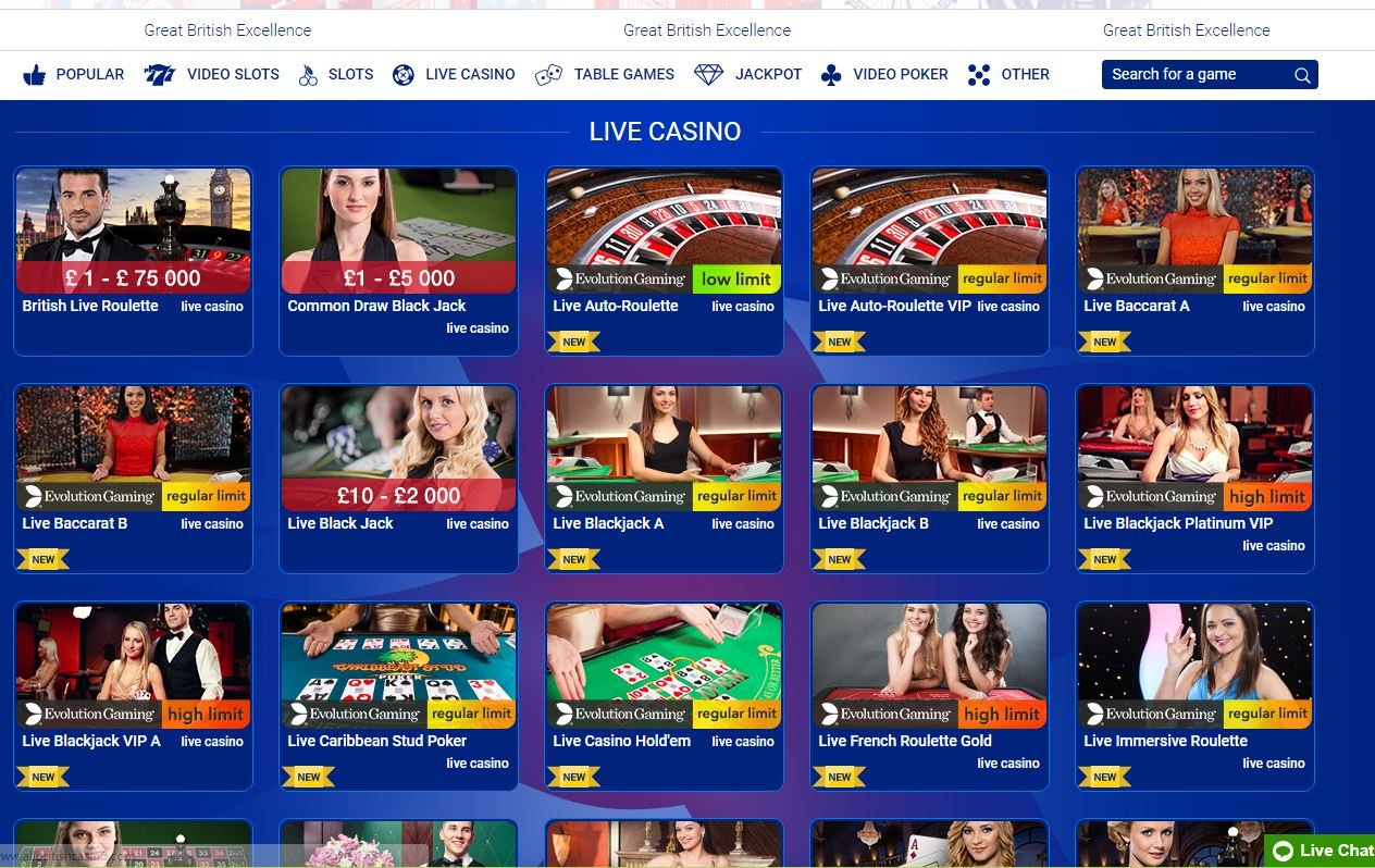 online casino uk best
