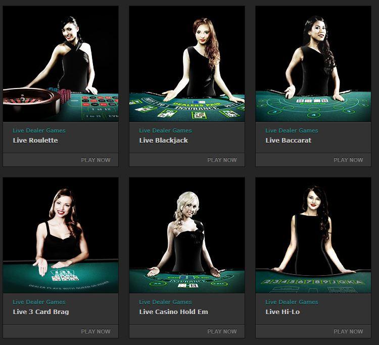 Bet365 Live Casino Live Dealers