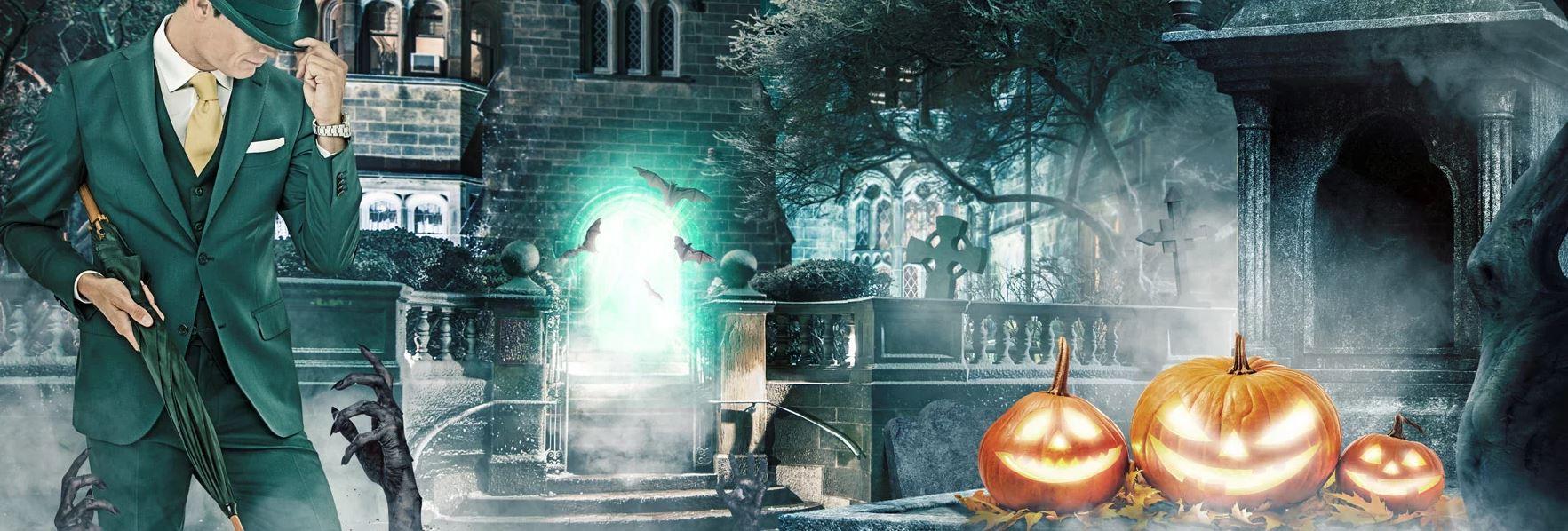 Mr Green Halloween2