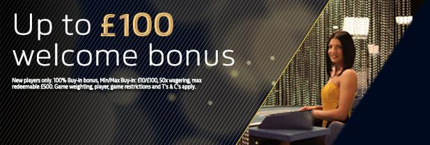 William Hill Roulette Welcome Bonus