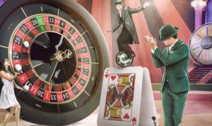 £5,000 CASH Circus at Mr Green's Live Casino